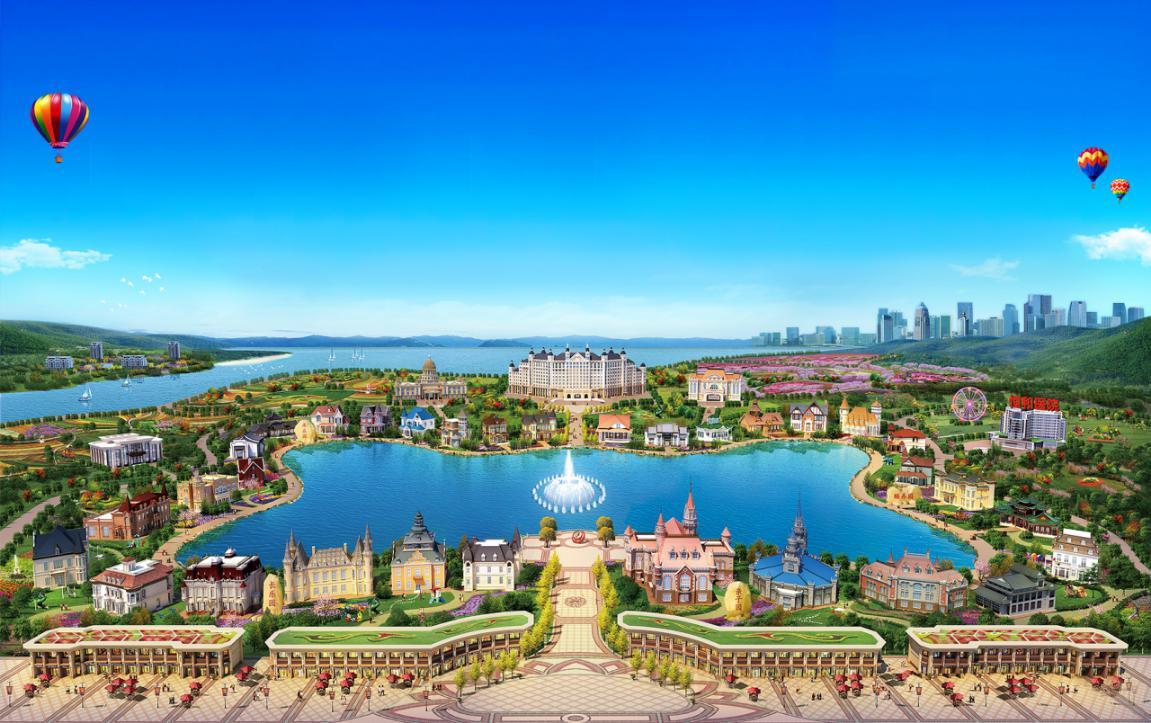 文昌湖迎来新机遇,点燃大健康产业新增长极