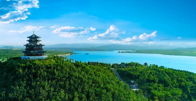 淄博向西,文昌湖引领鲁中全龄化健康新风向!